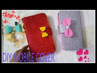 HOW TO MAKE easy PHONE CASE.COVER | PHONE WALLET using cardboard