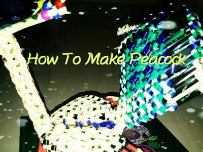 How to make peacock  part 2