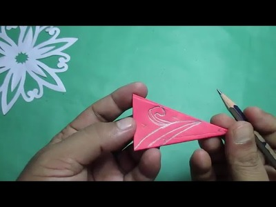 Simple how to make simple easy paper cutting flower designs paper how to make simple easy paper cutting flower designs paper mightylinksfo