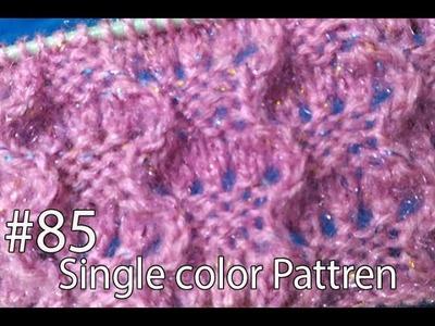 New Beautiful Knitting pattern Design # 85   2018