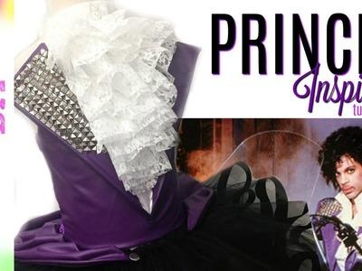 Prince Inspired Tutu Dress - How to make a tutu