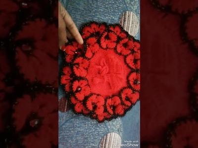 Valentine special dress. .how to design your kanha ji dress