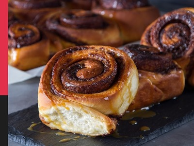 Cinnamon Rolls | Kitchen Lab by Akis Petretzikis
