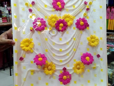 Designer flower jewelry collection with price.