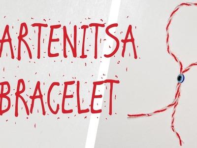 DIY SIMPLE MARTENITSA BRACELET