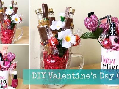 DIY Valentine's Day Gift | DIY Make up Bouquet | DIY liquor Bouquet | Payal Bhalani | bee kreativee