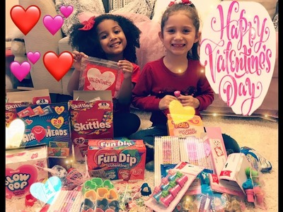 DIY   VALENTINES GOODY BAGS FOR KIDS!