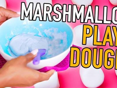 Homemade Marshmallow Play Dough - Edible & Safe for Kids! - HGTV Handmade