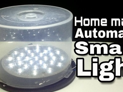 How to make Automatic smart light (DIY)