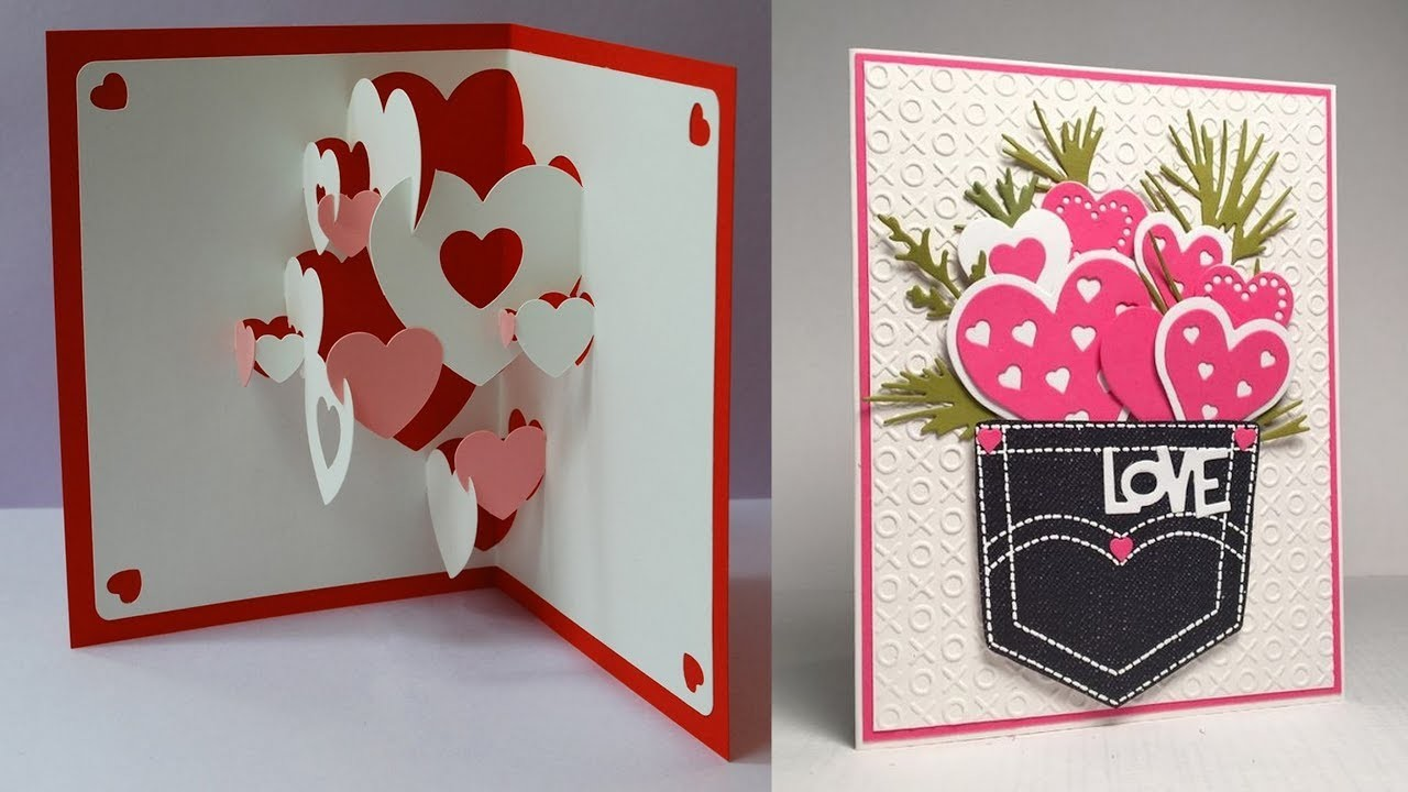 latest ideas for valentine cards latest card design