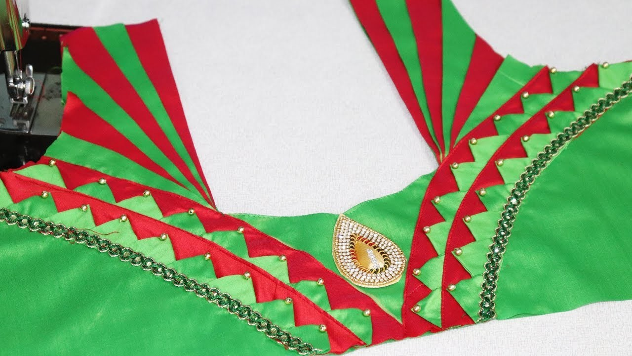 Blouse New Designs Cutting