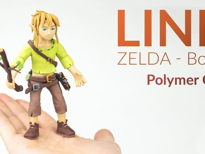 Link (The Legend of Zelda: BotW) – Polymer Clay Tutorial