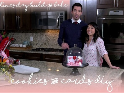 Make Cookies For Your Pookie - Valentine's Day DIY with Linda and Drew