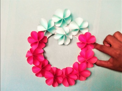 Flower How To Make A Paper Flowers Easy Origami Flower For