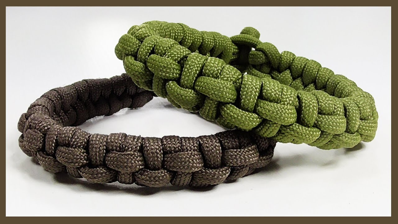 Paracord Bracelet Tutorial: Spined Fishtail Bracelet Design