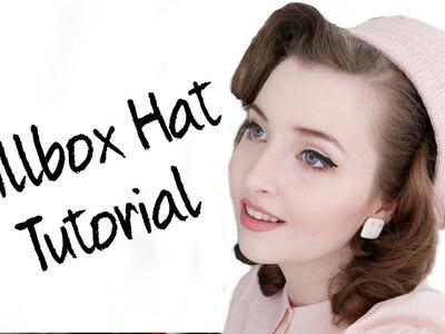 Pillbox Hat Tutorial