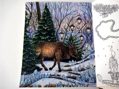 TIDEVARV Seasons   Reindeer Part 2   TUTORIAL   Luminance