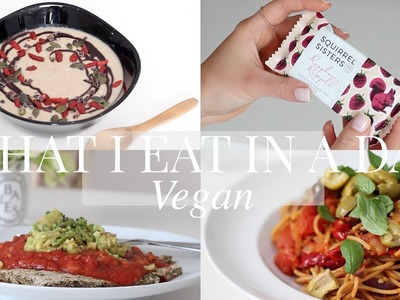 What I Eat in a Day #12 (Vegan.Plant-based) | JessBeautician