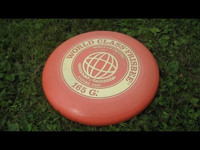 DIY how to make a frisbee