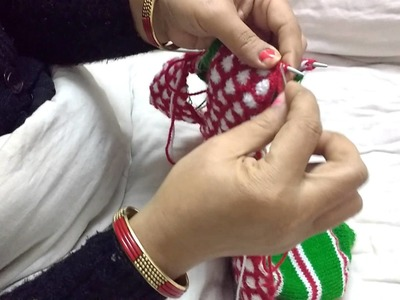 FINISHING OF SWEATER IN HINDI(PART-1)