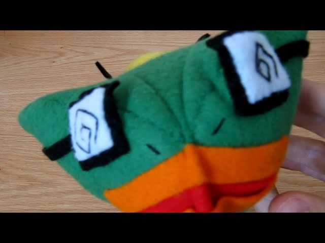 Make your own Francis Plush