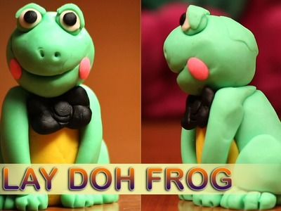 Play Doh Frog | Frog