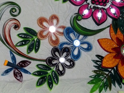 Quilling How To Make Diy Paper Quilling Card Diy Paper Crafts