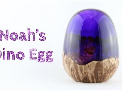 #41 Noah's Dino Egg ????