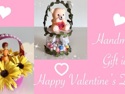 DIY : Valentine's Day Handmade Gift And Card Ideas 2018. Love Cards And Showpiece | Priti Sharma