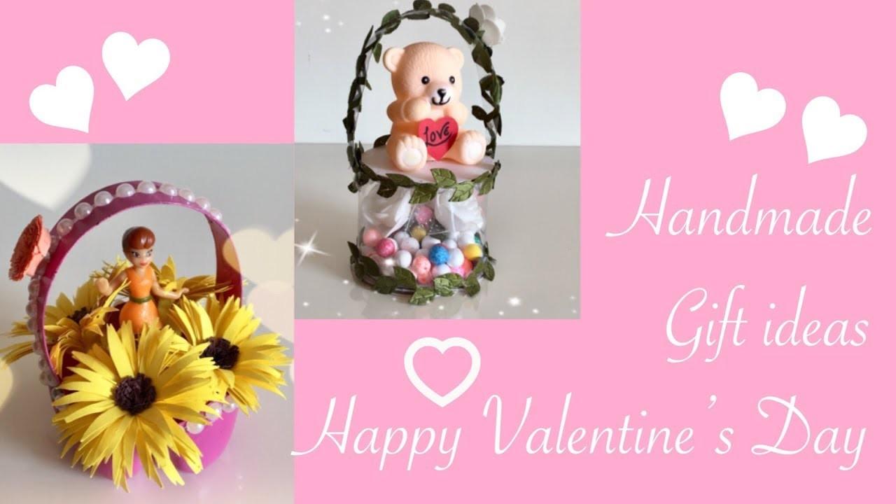 DIY : Valentine's Day Handmade Gift And Card Ideas 2018. Love Cards And Showpiece   Priti Sharma