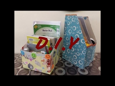 Easy DIY for Toys & Craft Organization and Display Board