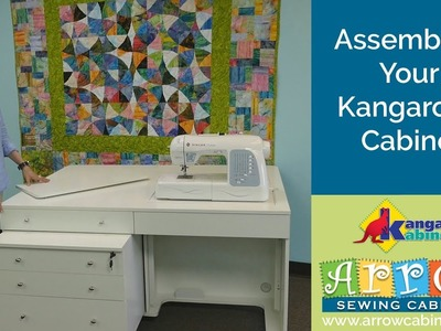 How to Assemble Your Kangaroo II Sewing Cabinet