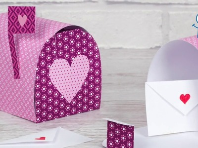 How To Create Your Own Heart Mailbox