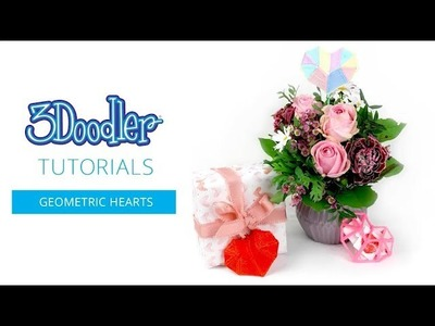 How to Doodle: Geometric Hearts