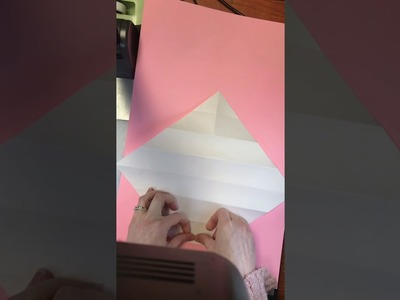 How to fold an origami eye