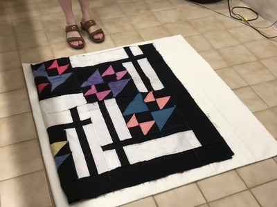 How to Load All 3 Quilt Layers ~with Oodles of Options~ Saturday with SederQuilts
