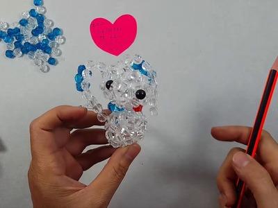 How to make a beads dog (3.3)