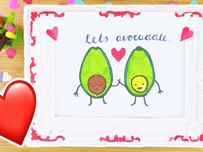 Kids, How To Make. A Cute Picture Frame For Valentines Day ...