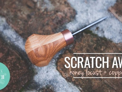 How to Make A Scratch Awl. Woodworking Project