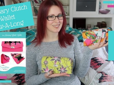How To :: Necessary Clutch Wallet Sew-A-Long :: Cutting Out The Pattern