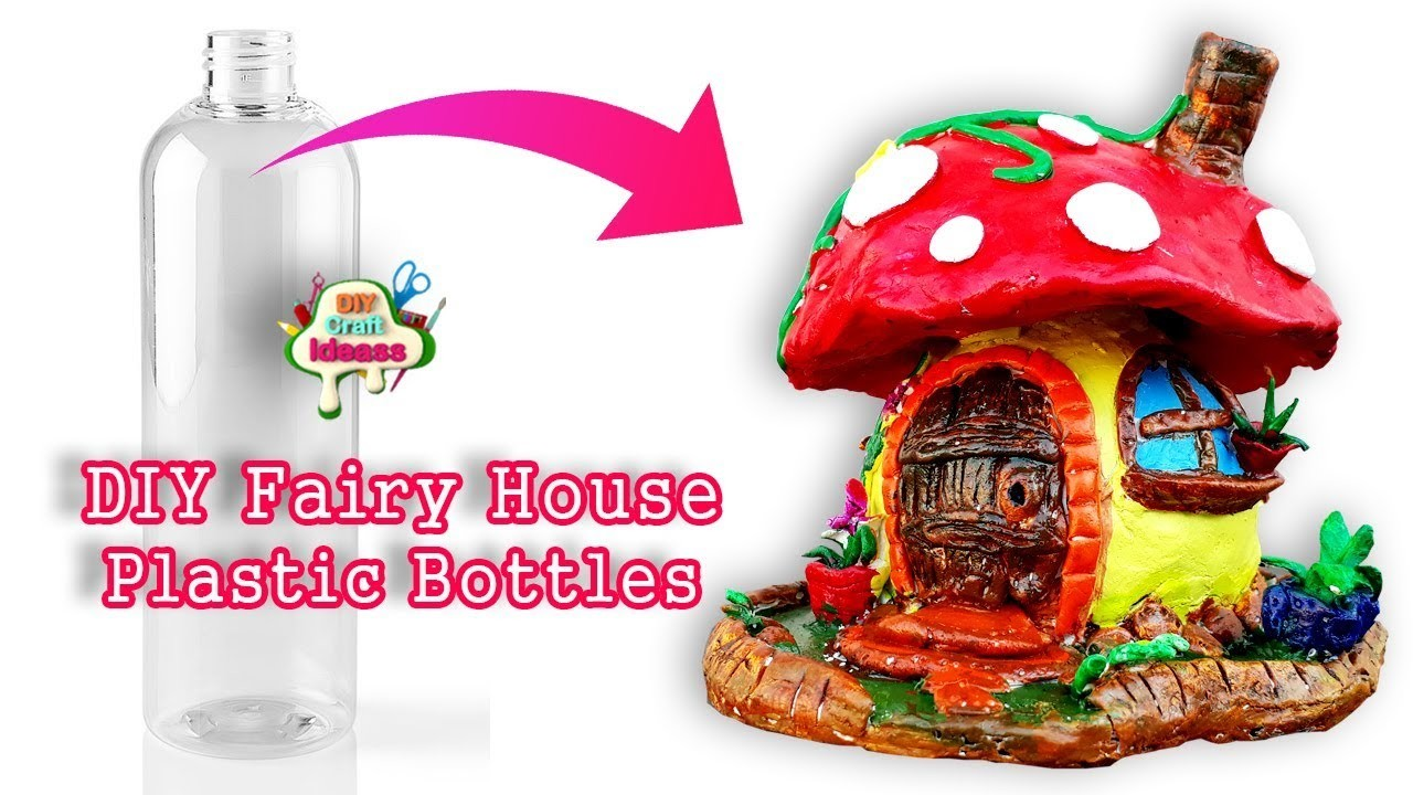 How To Recycle Plastic Bottles Diy Using Plastic Bottle Diy Craft