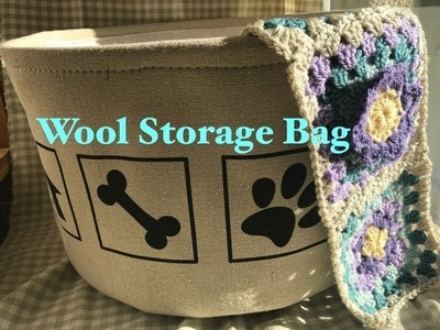 Ophelia Talks about a Wool Storage Bag