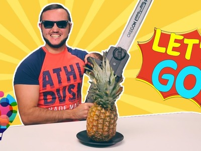 Total Fun - How To Cut Fruits Without Knife? Enjoy These Clever DIY Kitchen Hacks!  | A+ hacks
