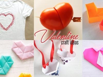 Valentine's Day Craft Ideas | Gift Ideas | Paper Craft | Ventuno Art