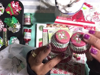 2017 Christmas Craft Haul - Michael's Store ???? Tuesday Morning - Scrapbook Collective Haul Video