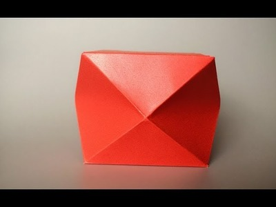 ABC TV | How To Make Paper Gift Box - Origami Craft Tutorial