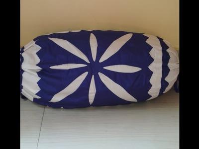Aplic Work Tutorial:DIY Hand Made Aplic Work Pillow Covers