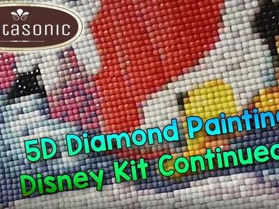 BEST CRAFT 2017 5D DIAMOND PAINTING DISNEY MICKEY