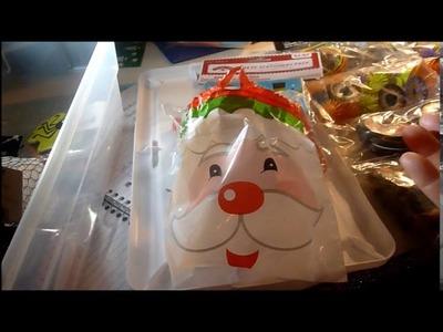 CRAFT FAIR IDEA 20178 ChristmasGRAB BAGS OR STOCKING STUFFERS