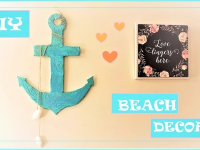 Outstanding Wall Decor Beach Theme Ornament - Wall Art Design ...